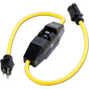 Power Tech® D18012003 Powertech Adapter With 3 ft Cord, 20 Amps, 12/3 Awg Sz, 42 Lbs Ctn