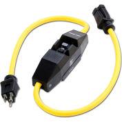 Power Tech® D18012003 Powertech Adapter With 3 ft Cord, 20 Amps, 12/3 Awg Sz, 42 Lbs Ctn