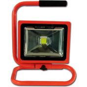 Power Tech® PT523030 Single LED Work Light, 30w, Orange