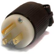 Century® Straight Blade Plug NEMA 5-15P, 15A, 125V