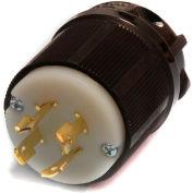 Century® Twistlock Plug NEMA L15-20P, 20A, 250V