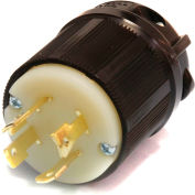Century® Twistlock Plug NEMA L15-30P, 30A, 250V