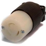 Century® Twistlock Connector NEMA L5-15C, 15A, 125V