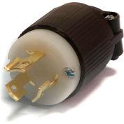 Century® Twistlock Plug NEMA L6-15P, 15A, 250V