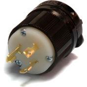 Century® Twistlock Plug NEMA L6-20P, 20A, 250V