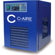 C-AIRE AC CRD-100 1/115 Refrigerated Air Dryer, 100 CFM, 115V, 1PH