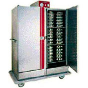Equaheat™ Banquet Cabinet, Mobile, Insulated, Double Door, Electric Or Canned Heat