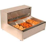 Crisp N Hold Fried Food Station, 4 Sections