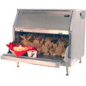 Bulk Chip Warmer, Forced Air Heating System