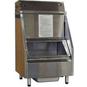 Bulk Chip Warmer, Forced Air Heating System, Approx. 22 Gallons