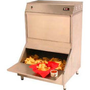 Bulk Chip Warmer, Forced Air Heating System, Approx. 44 Gallons
