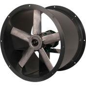 Continental Fan ADD18-1/3-3 Tube Axial Fan Direct Drive Three Phase 4600 CFM 1/3 HP 115/230V