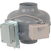 Continental Fan DVK100B-T Dryer Booster Kit w/ Timer