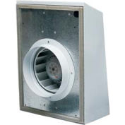 "Continental Fan EXT150B External Duct Fan Mount 6"" 396 CFM"