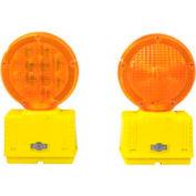 Barricade Light,  6volt W/Photo Cell - Pkg Qty 10