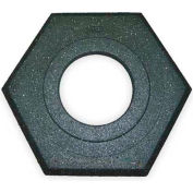 Cortina 03-750-B Recycled Rubber Base, 25 lb. Base