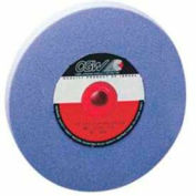 "CGW Abrasives 34497 AZ Cool Blue Surface Grinding Wheels 16"" 60 Grit Aluminum Oxide"