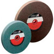 "CGW Abrasives 38516 Bench & Pedestal Grinding Wheel 8"" x 1"" x 1-1/4"" 60 Grit Silicon Carbide"