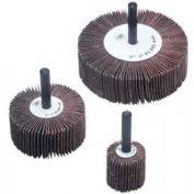 """CGW Abrasives 39938 Flap Wheel 2"""" x 1/4"""" x 2"""" 60 Grit Aluminum Oxide - Pkg Qty 10"""