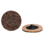 """CGW Abrasives 59611 Quick Change Discs 2"""" Medium Grit Aluminum Oxide - Pkg Qty 50"""