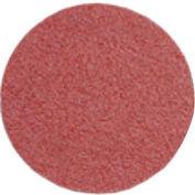 """CGW Abrasives 59827 Quick Change Disc 3"""" 60 Grit TR Aluminum Oxide - Pkg Qty 25"""