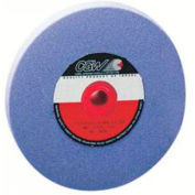 "CGW Abrasives 34489 AZ Cool Blue Surface Grinding Wheels 14"" 46 Grit Aluminum Oxide"