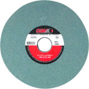 Green Silicon Carbide Surface Grinding Wheels, Cgw Abrasives 34628 - Pkg Qty 10