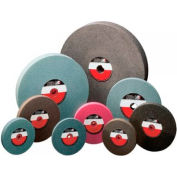 """CGW Abrasives 35112 Bench & Pedestal Grinding Wheel 18"""" x 3"""" x 1-1/2 """" 24 Grit Aluminum Oxide"""