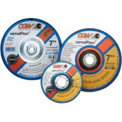 "Depressed Center Wheels- 1/4"" Grinding, Type 27, Cgw Abrasives 35625 - Pkg Qty 10"