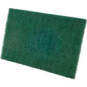 "CGW Abrasives 36242 Non-Woven Hand Pads 6""x9"" Medium Grit Aluminum Oxide - Pkg Qty 60"