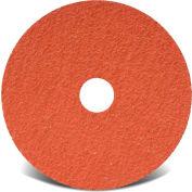 "CGW Abrasives 48194 Resin Fibre Disc 5"" DIA 50 Grit Ceramic - Pkg Qty 25"