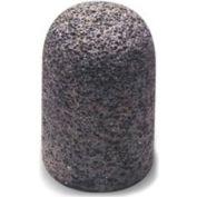 "GCW Abrasives Plug Round Tip 2"" x 3"" - 5/8-11 Shank, 16, Pink - Pkg Qty 10"
