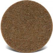 "CGW Abrasives 70003 Surface Conditioning Discs, Hook & Loop 4"" Ultra Fine Grit Aluminum Oxide - Pkg Qty 10"