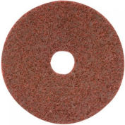 """CGW Abrasives 70030 Surface Conditioning Discs, Hook-Loop w/Arbor Hole 4-1/2"""" Med Grit Alum Oxide - Pkg Qty 10"""