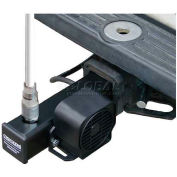 "2"" Hitch Mount w/ Female Quick Disconnect Base, 24"" Power Cord and Back-Up Alarm"
