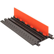 Guard Dog® Low Profile, 3 CH - Orange Lid/Black Base