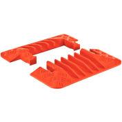Guard Dog® 5 CH End Cap-Orange