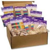 Chenille Kraft® Wood Crafts Classroom Activities Kit, 1 Kit