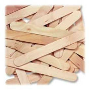 Chenille Kraft® Wood Jumbo Craft Sticks, Natural, 500/Box