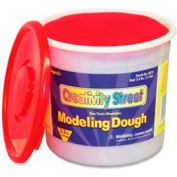 Chenille Kraft® Modeling Dough, Nontoxic, 3.3 lbs, Red