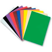 "Chenille Kraft® WonderFoam® Sheets, 12"" x 18"", Assorted, 10/Pack"