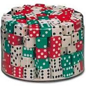 "Chenille Kraft® Drum of Dice, 5/8"" Cubes, 144 Pcs"