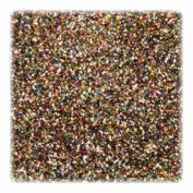 Chenille Kraft® Shaker Jar Glitter, 4.0 oz., Assorted, 6/Box
