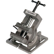 Palmgren 9611250 Cradle-Style Angle Vise, 3""
