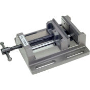 Palmgren 9612403 Low Profile Drill Press Vise, 4""