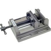 "Palmgren 9612601 Low Profile Drill Press Vise, 6"""
