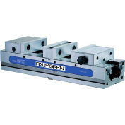 "Palmgren 9625936 6"" Dual Force Double Station Vise"