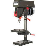 "Palmgren 9680150 - 13-1/4"" 16-Speed Bench Step Pulley Drill Press"