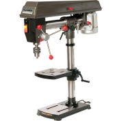 Palmgren 9680341 - Radial Arm - 5 Speed Bench Step Pulley Drill Press