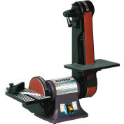 "Palmgren 9681061 Belt & Disc Finishing Machine, 3.5 Amps, 2"" x 42"" or 1"" x 42"" Belt Size"
